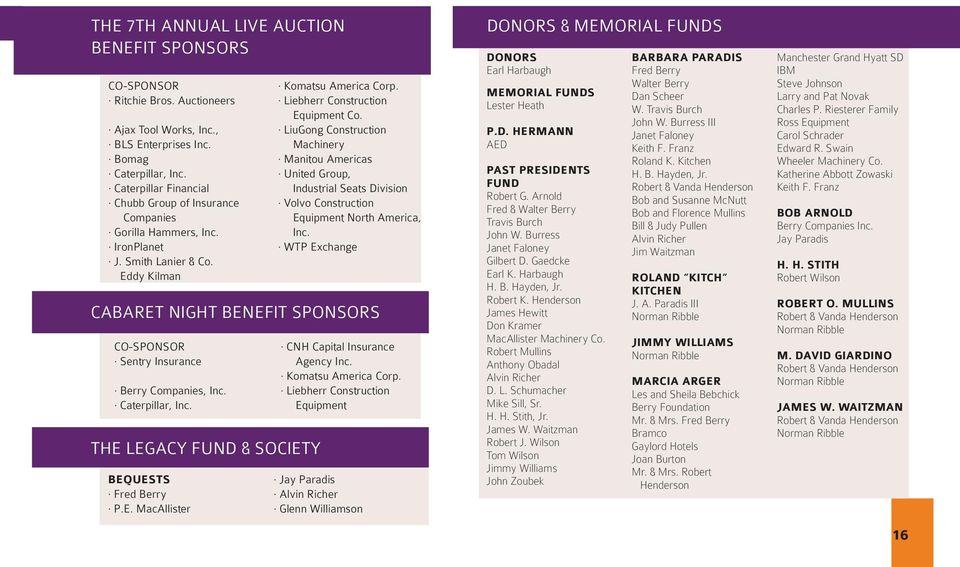 2014 AED FOUNDATION ANNUAL REPORT - PDF