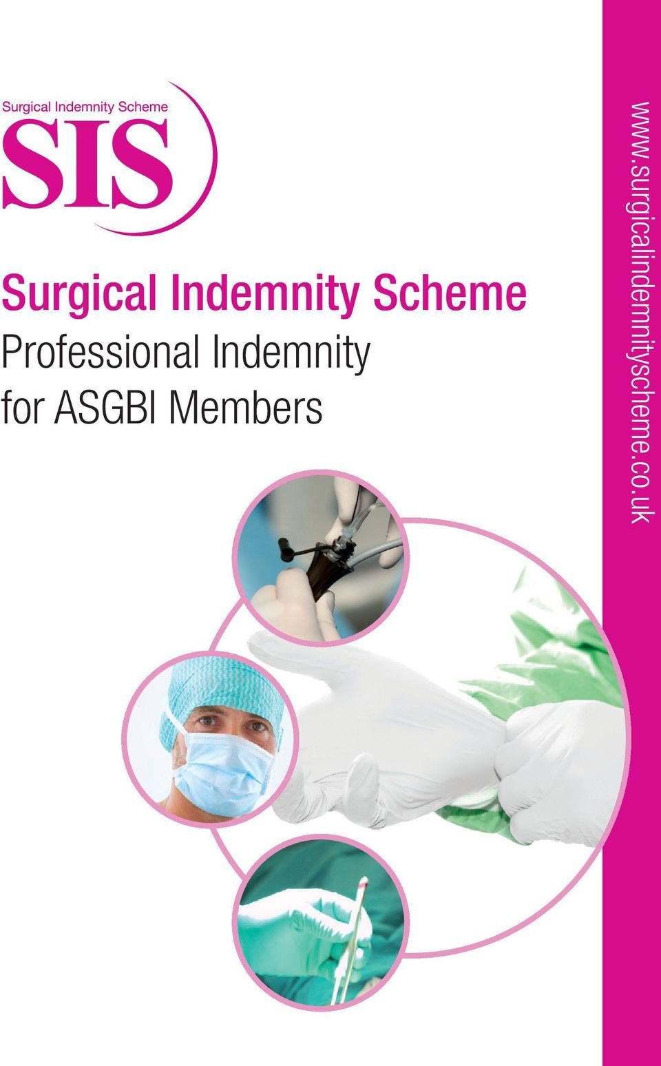 Indemnity for ASGBI