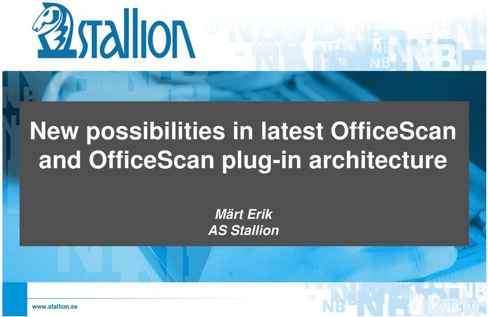 OfficeScan plug-in