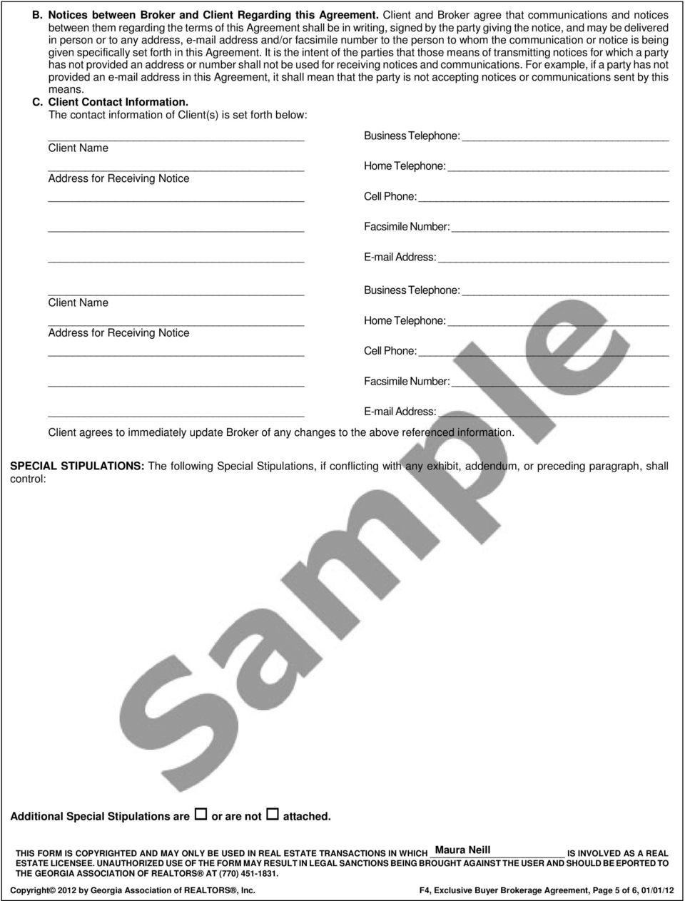 or to any address, e-mail address and/or facsimile number to the person to whom the communication or notice is being given specifically set forth in this Agreement.