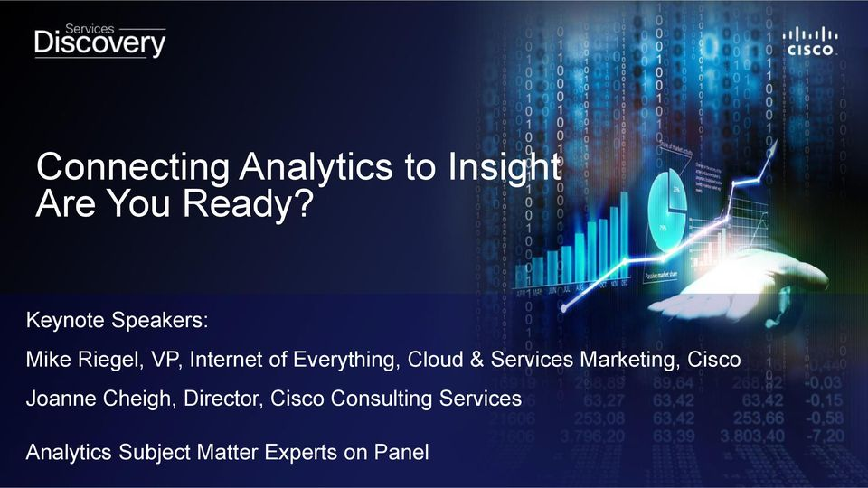 Everything, Cloud & Services Marketing, Cisco Joanne