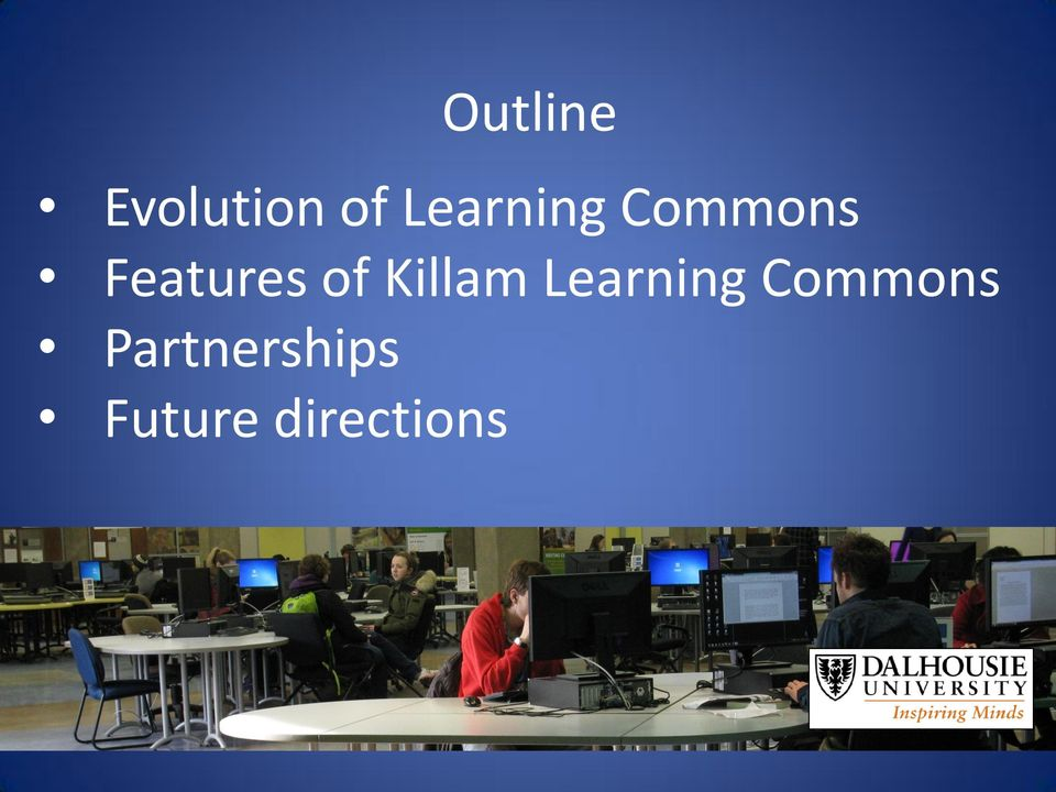 of Killam Learning