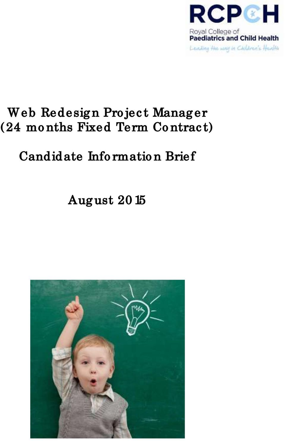 Term Contract) Candidate