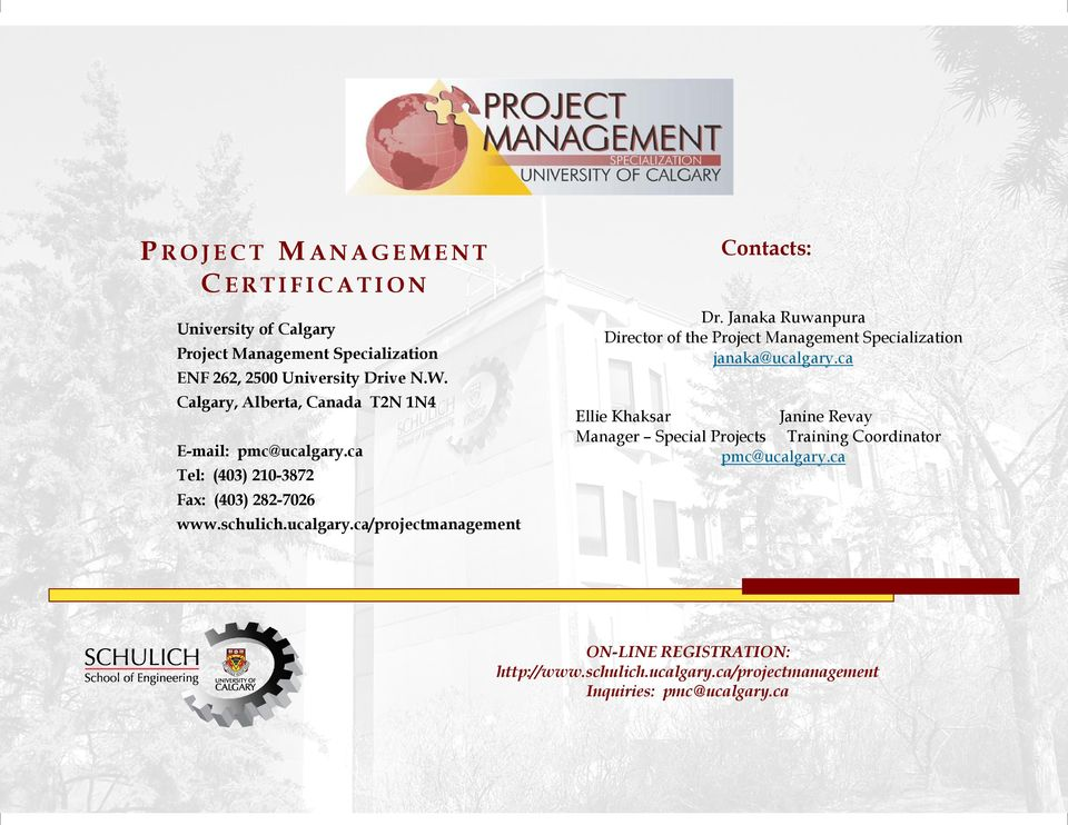 Pmc P M Anagement C Ertification Roject Advance Your Career With