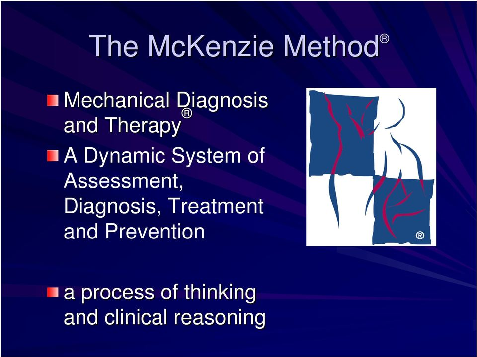 Assessment, Diagnosis, Treatment and