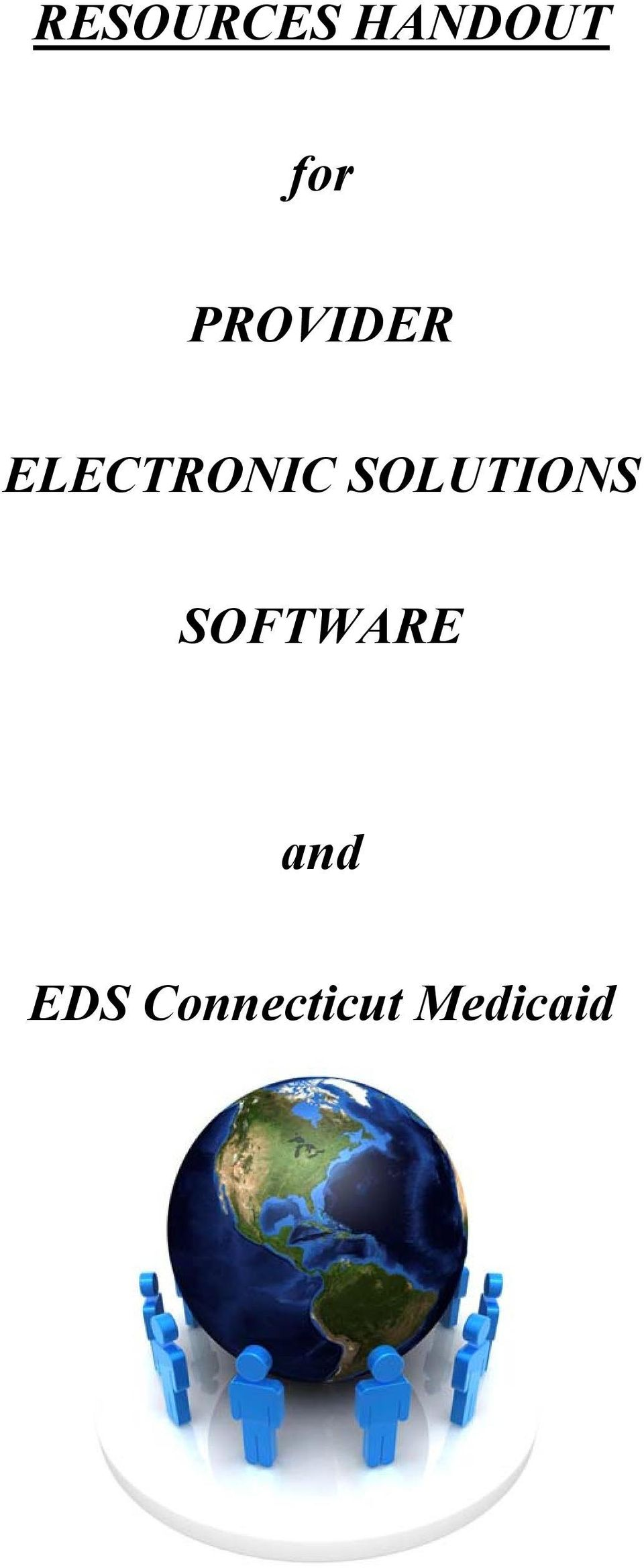 SOLUTIONS SOFTWARE and