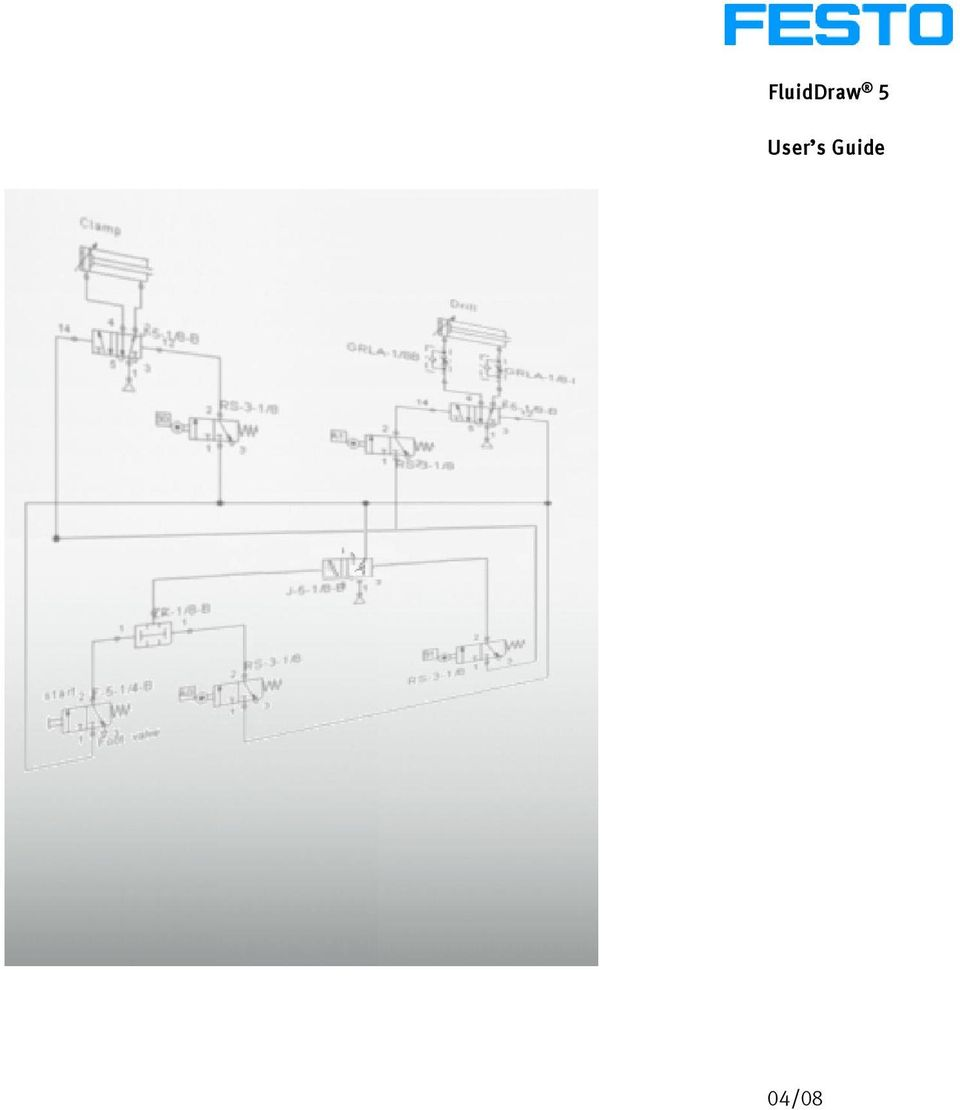 Fluiddraw 5 User S Guide Pdf Circuit Diagram Using Standard Symbols 2 Is An Application For Creating Pneumatic Diagrams Not Only The Are Available But Also All Of Components