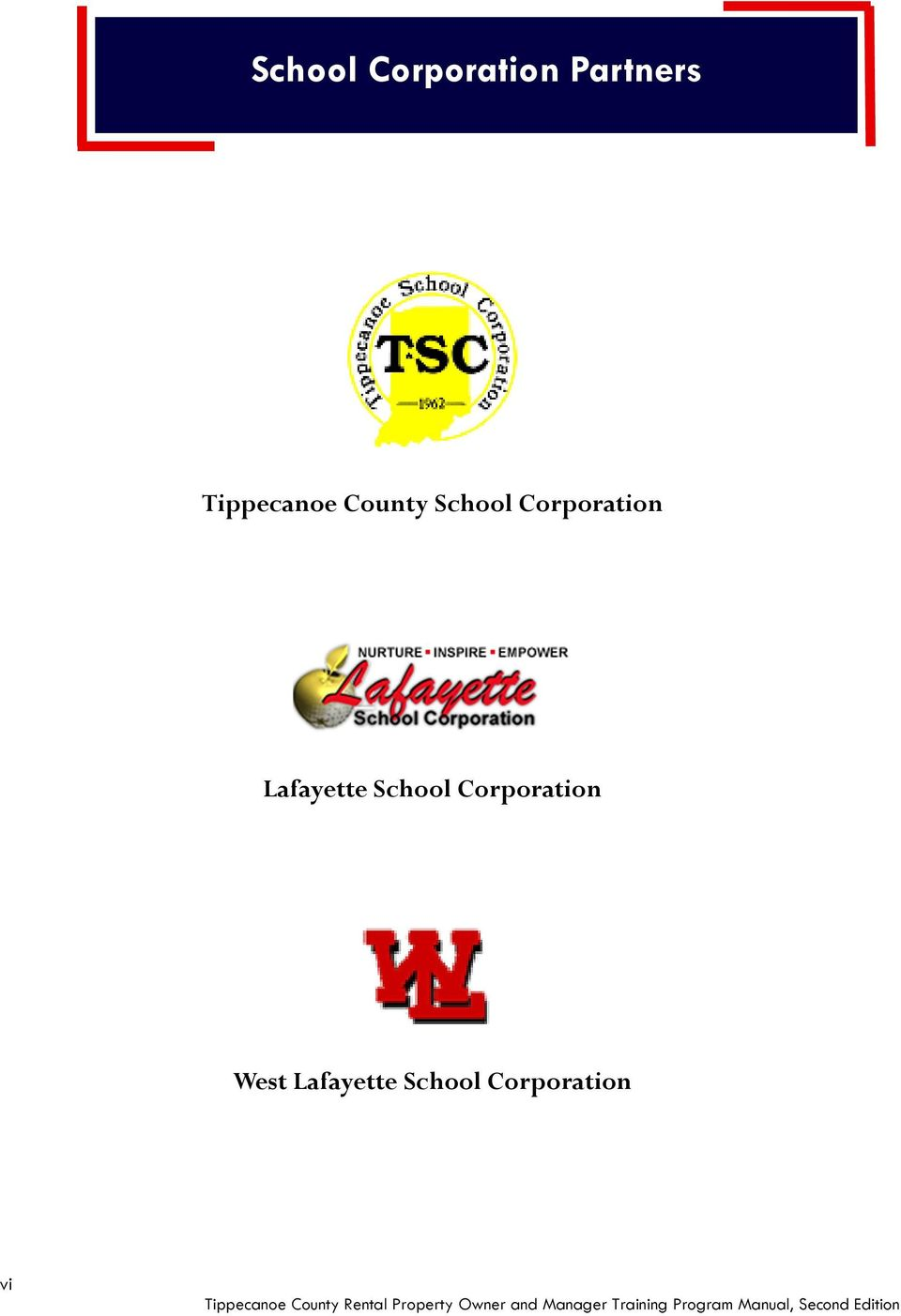 Corporation Lafayette School