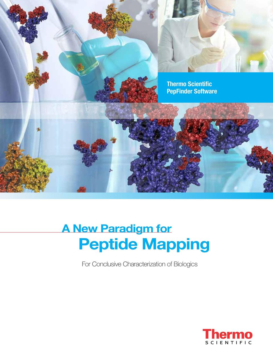 Peptide Mapping For