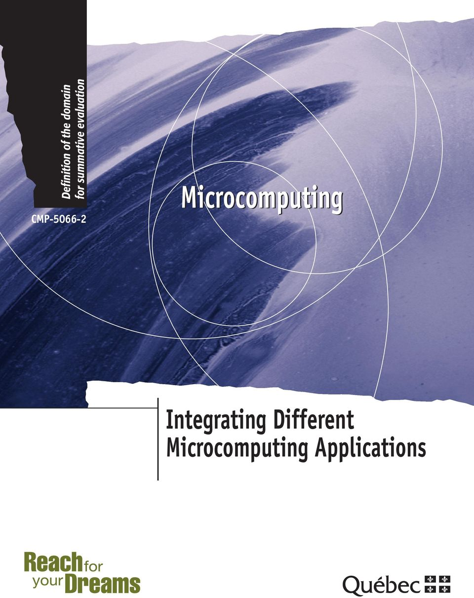 Microcomputing Integrating