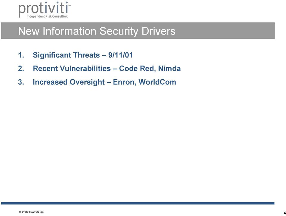 Recent Vulnerabilities Code Red,