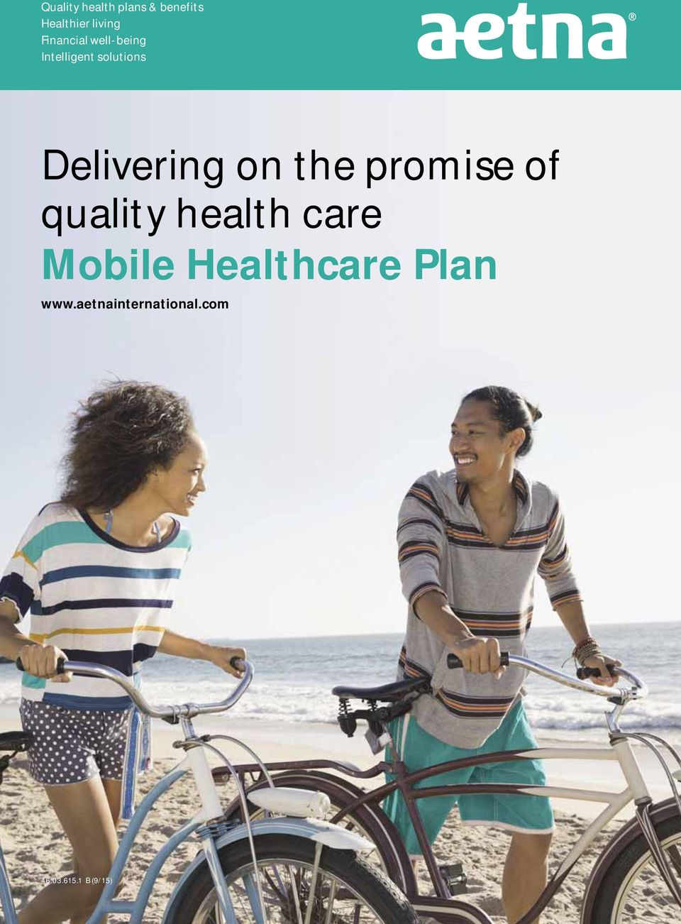 Delivering on the promise of quality health care