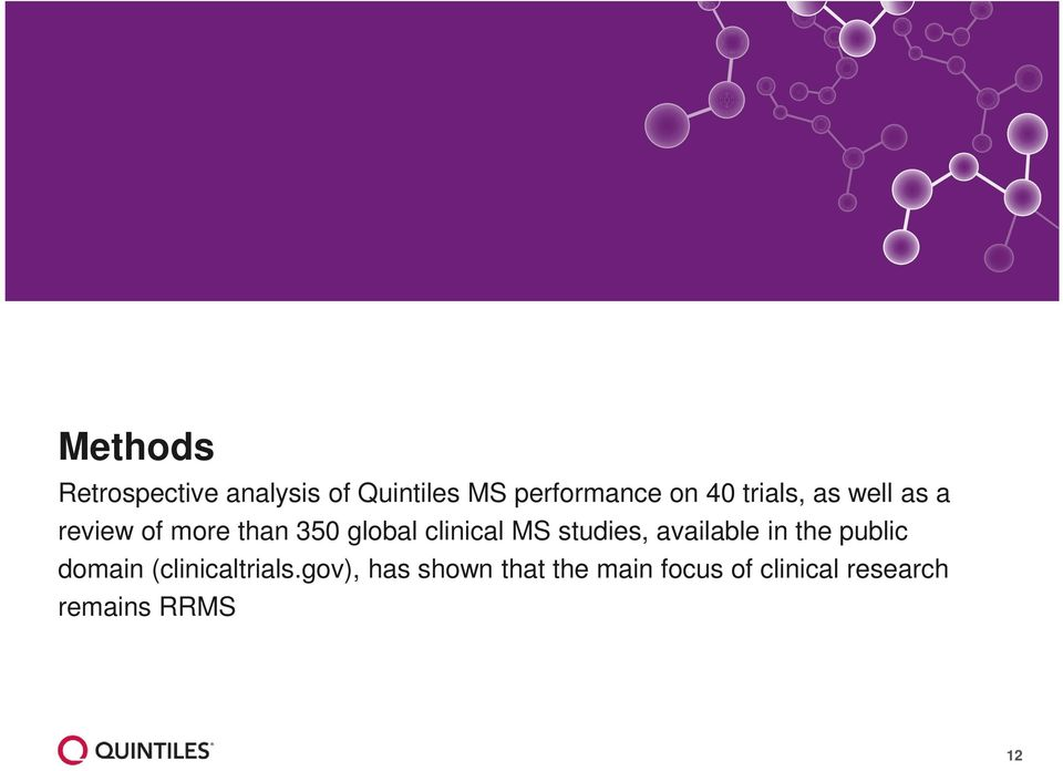 studies, available in the public domain (clinicaltrials.