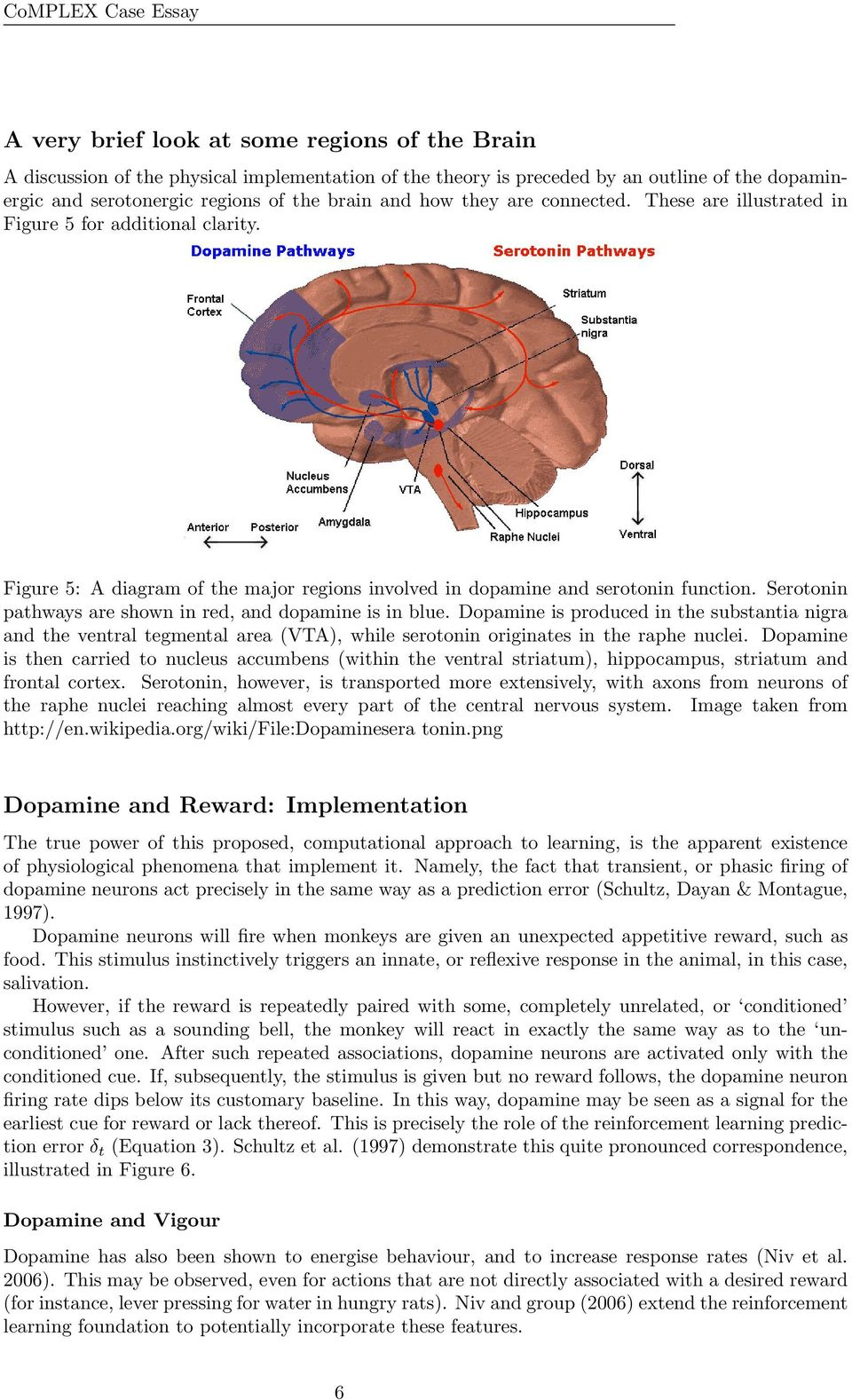 The Interactions of Dopamine and Serotonin in Depression - PDF
