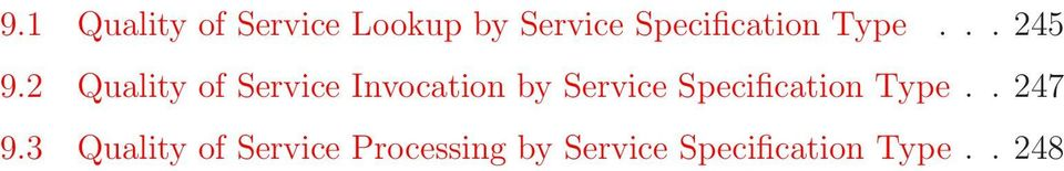 2 Quality of Service Invocation by Service