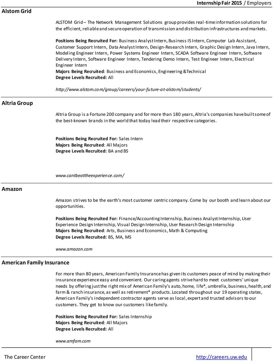Positions Being Recruited For: Business Analyst Intern, Business IS Intern, Computer Lab Assistant, Customer Support Intern, Data Analyst Intern, Design-Research Intern, Graphic Design Intern, Java