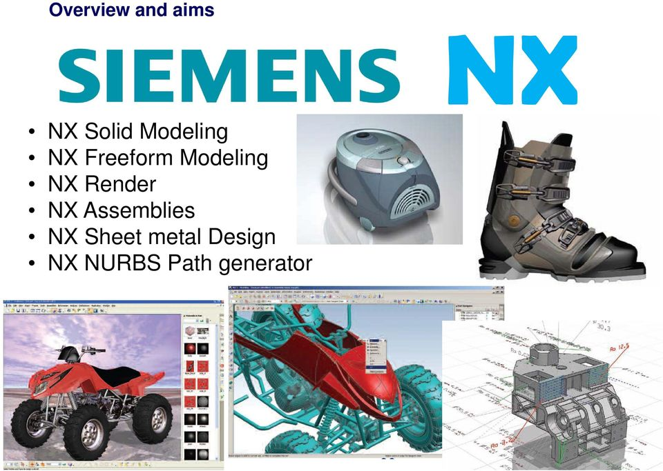 Sheet metal Design NX NURBS Path