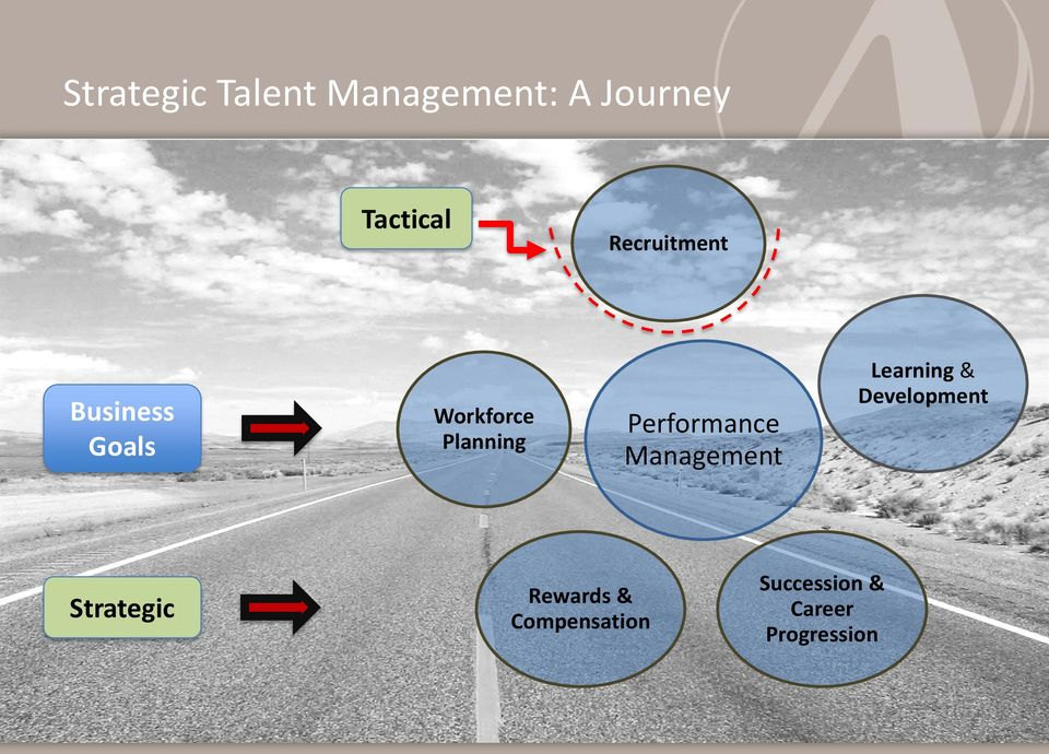 Performance Management Learning & Development