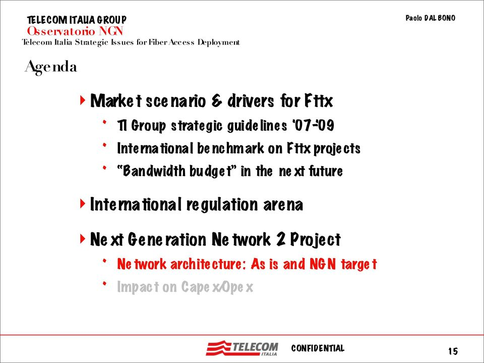 ne xt future International regulation arena Ne xt Gene ration Ne twork 2