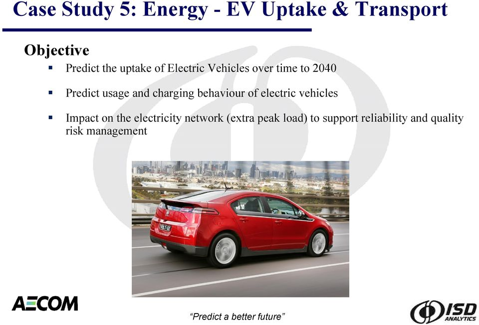 charging behaviour of electric vehicles Impact on the electricity