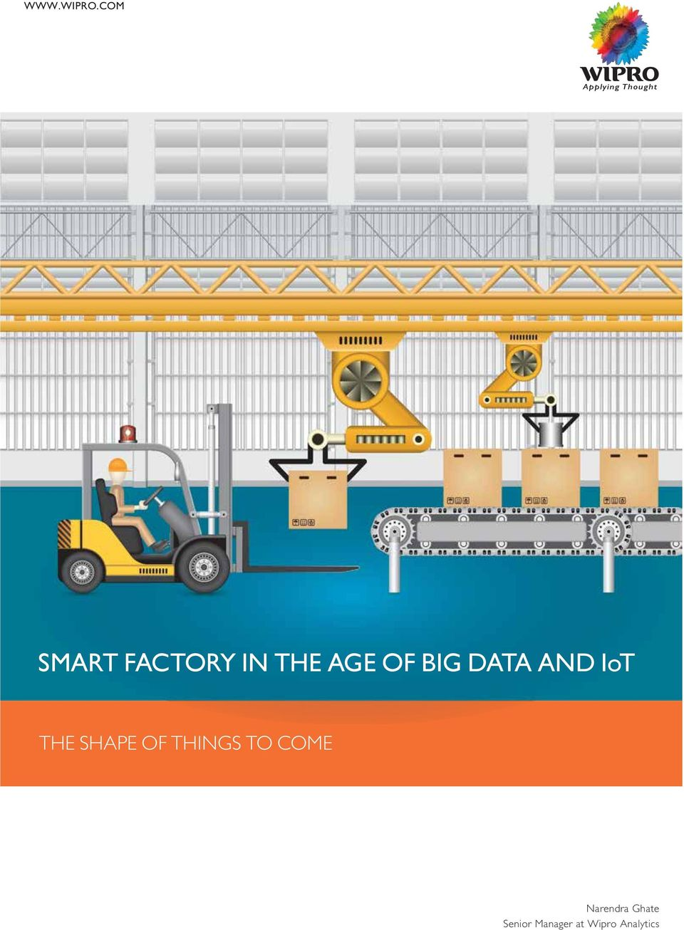 BIG DATA AND IoT THE SHAPE OF