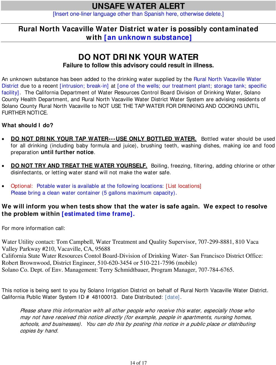 Water supply and sewage do it yourself: a selection of sites