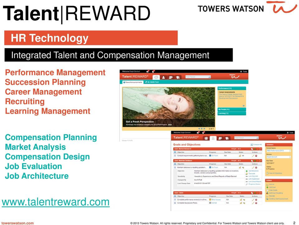 Management Recruiting Learning Management Compensation Planning