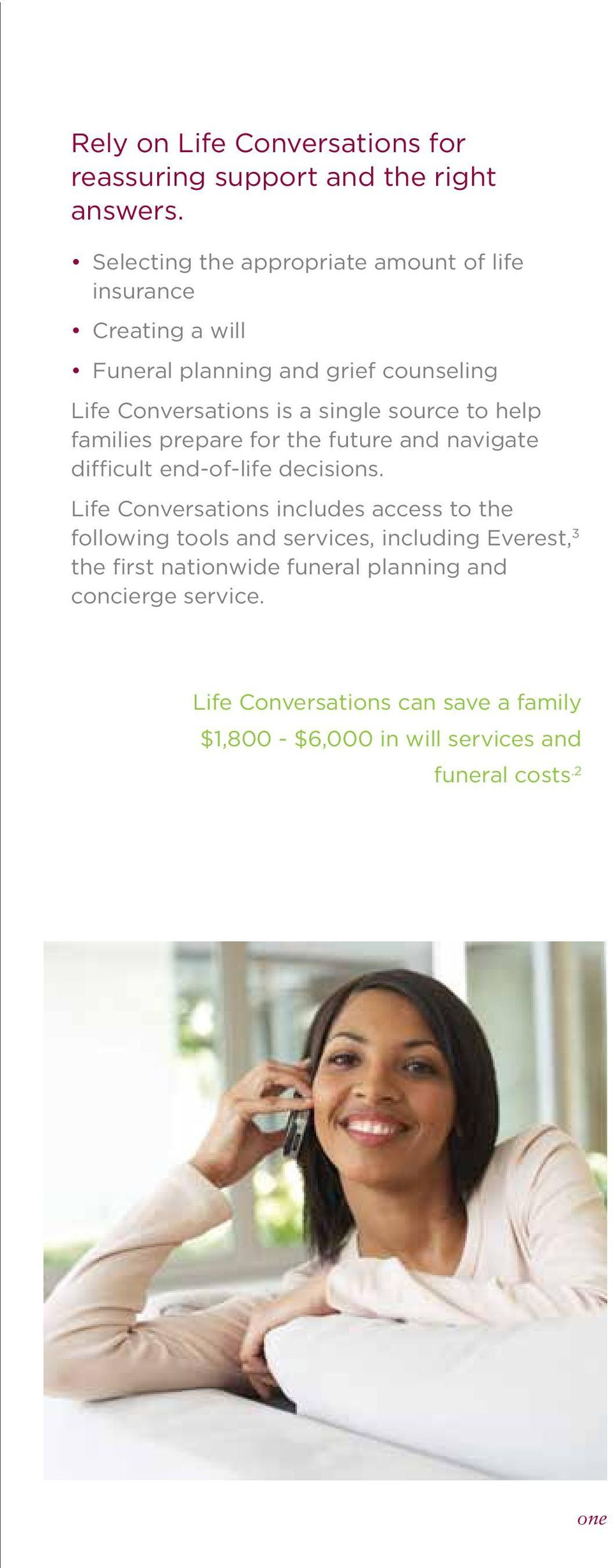 source to help families prepare for the future and navigate difficult end-of-life decisions.