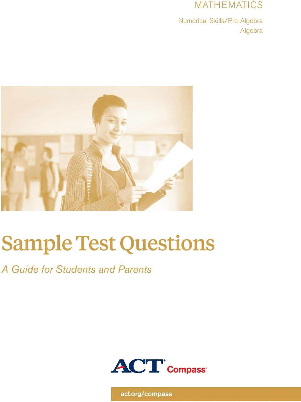 Sample Test Questions A Guide