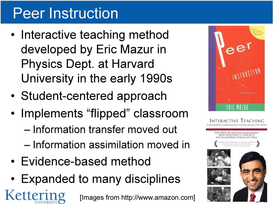 flipped classroom Information transfer moved out Information assimilation moved in