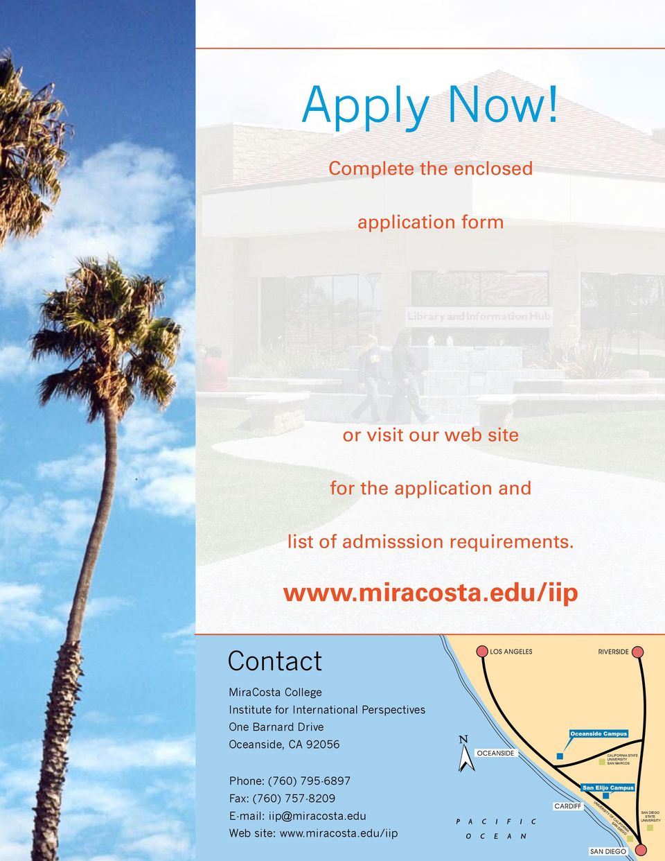 requirements. www.miracosta.