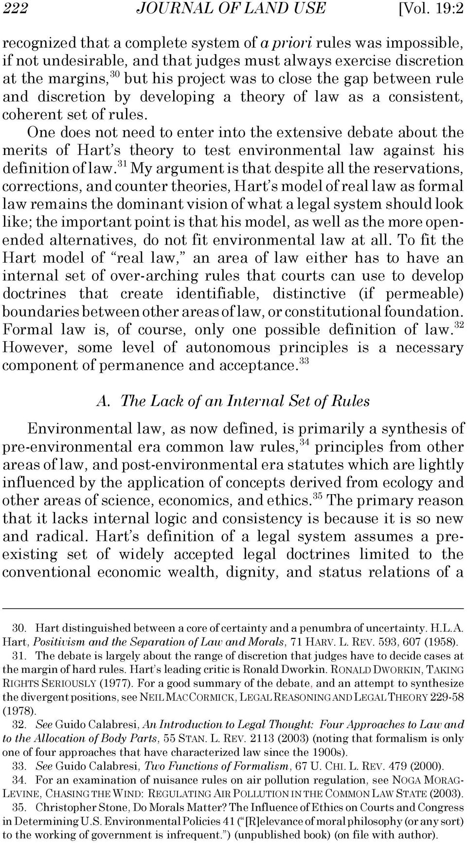 between rule and discretion by developing a theory of law as a consistent, coherent set of rules.