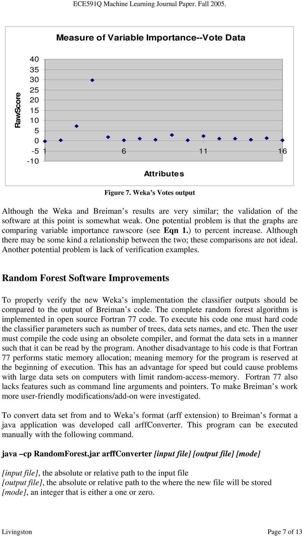 One potential problem is that the graphs are comparing variable importance rawscore (see Eqn 1.) to percent increase.