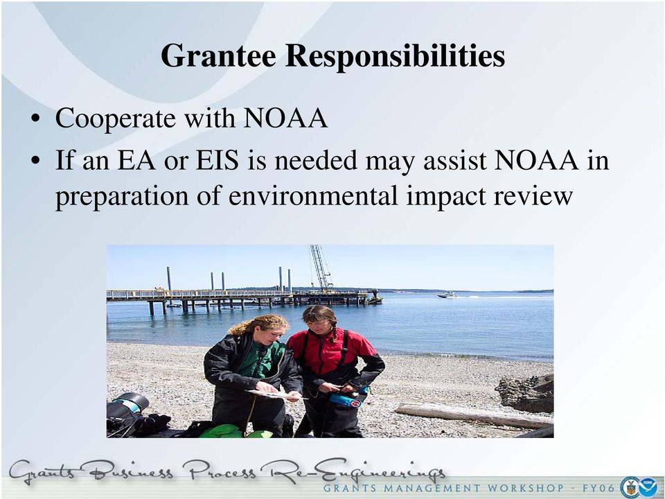 EIS is needed may assist NOAA in