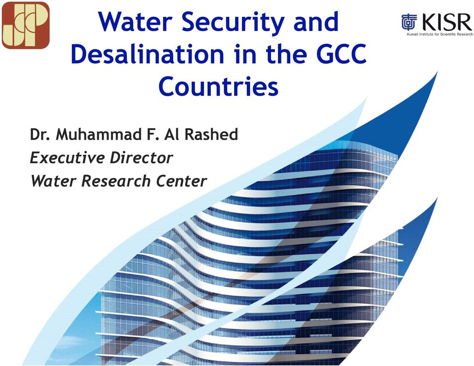 Countries Dr. Muhammad F.