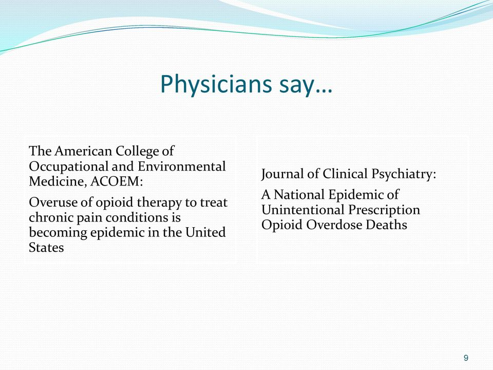 conditions is becoming epidemic in the United States Journal of Clinical
