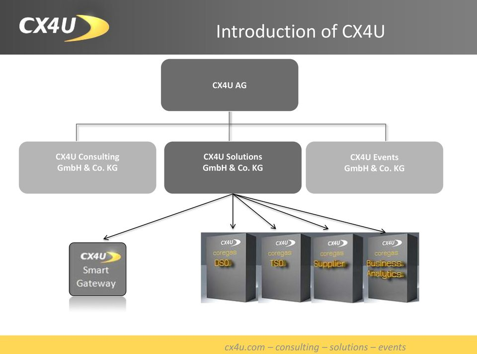 KG CX4U Solutions GmbH & Co.