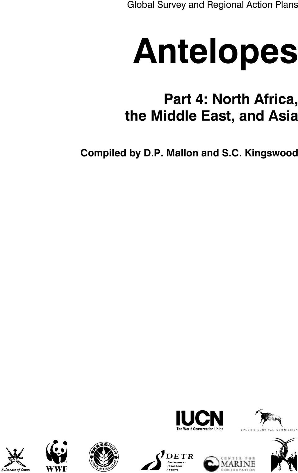 Africa, the Middle East, and Asia