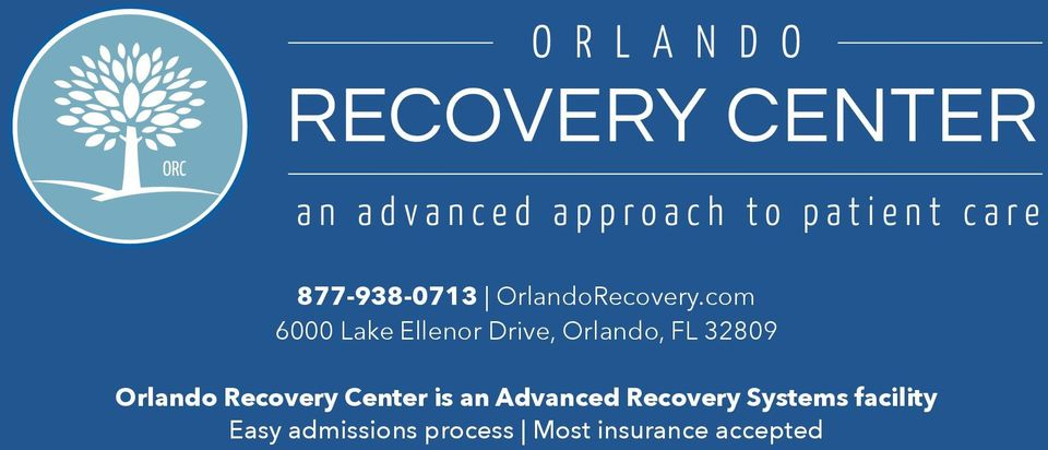 Orlando Recovery Center is an Advanced