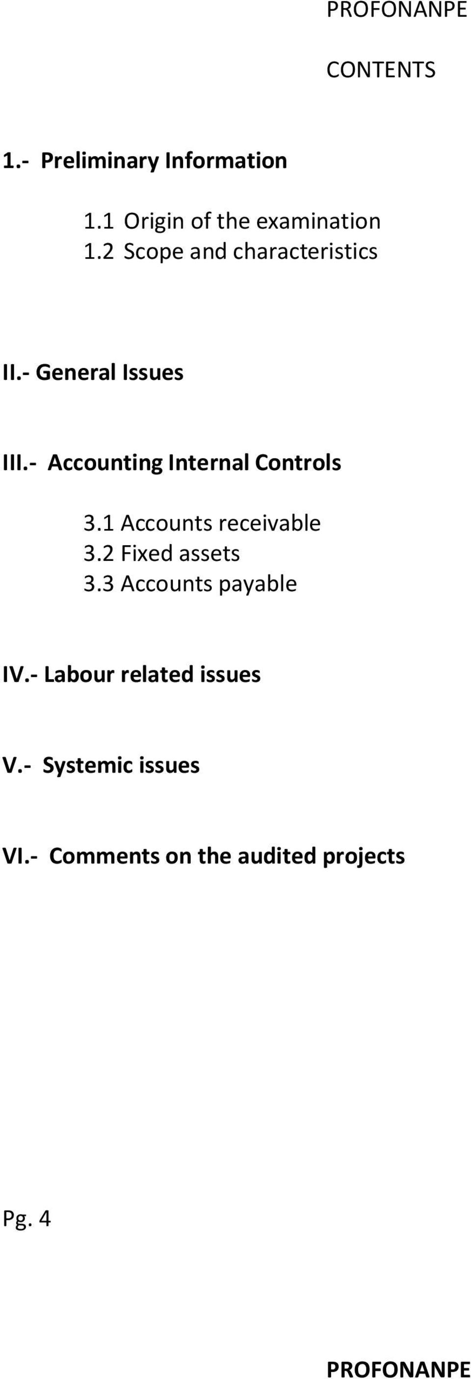 accounitng fixed asset internal audit This audit program reviews the adequacy and efficiency of current capital asset  management policies and procedures as they relate to asset procurement,.