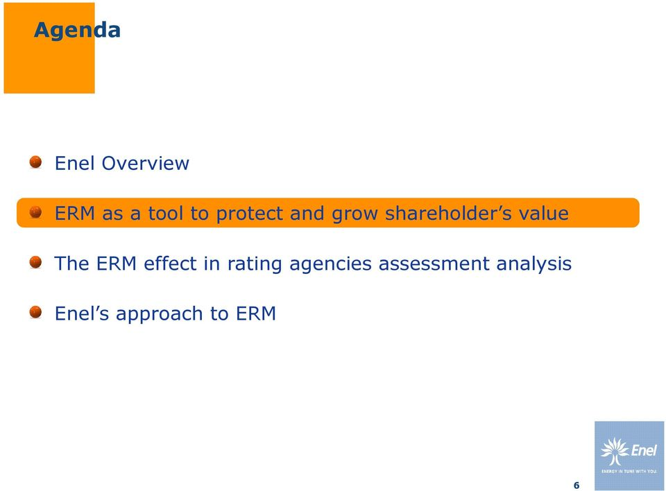 The ERM effect in rating agencies