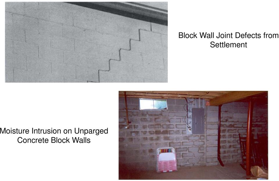 Block Walls Block Wall
