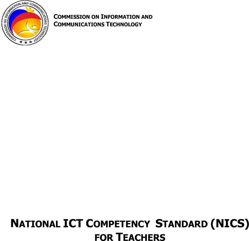 TECHNOLOGY NATIONAL ICT