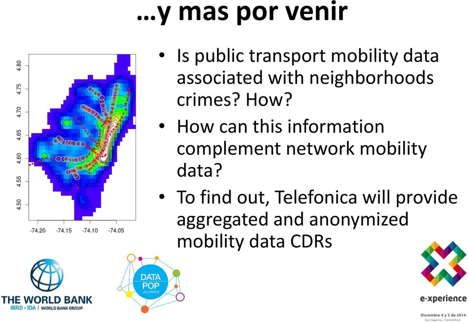 How can this information complement network mobility data?