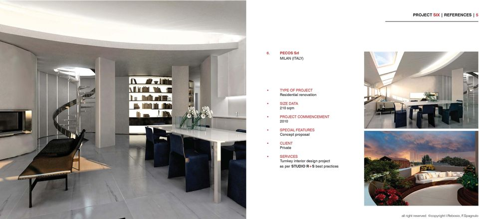 renovation 210 sqm 2010 Concept