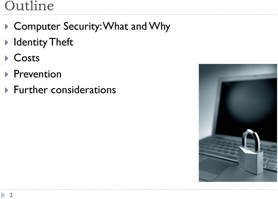 Identity Theft Costs