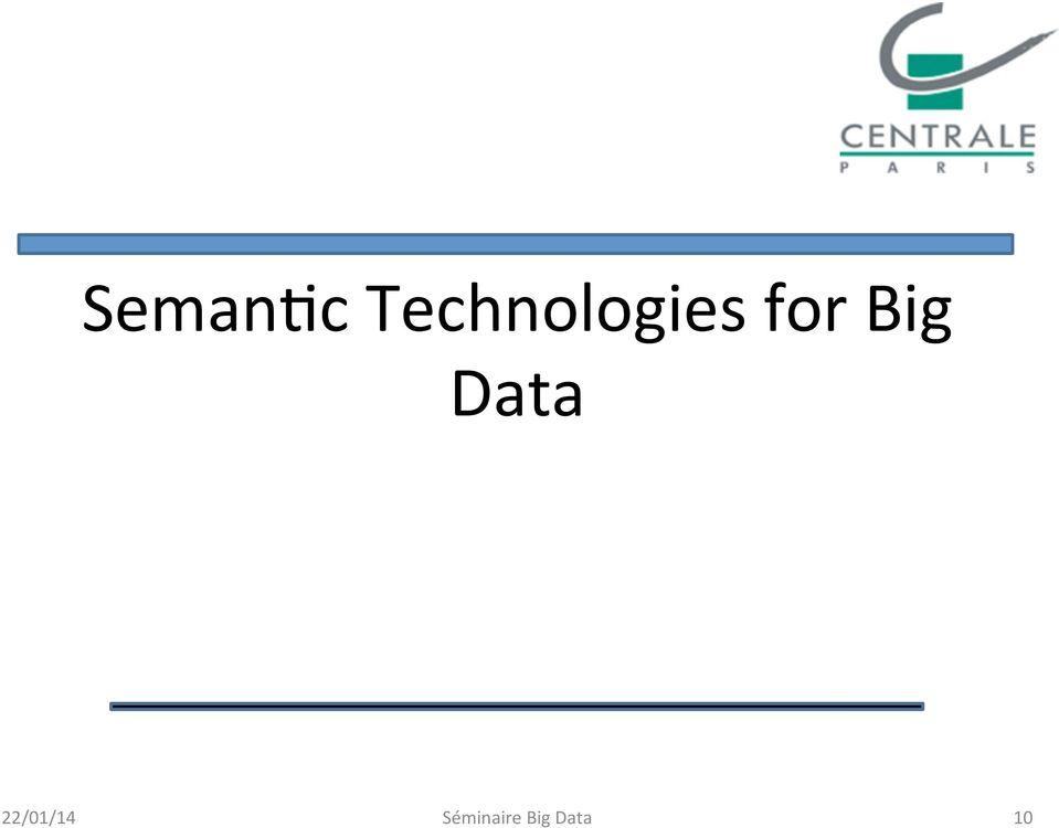 for Big Data