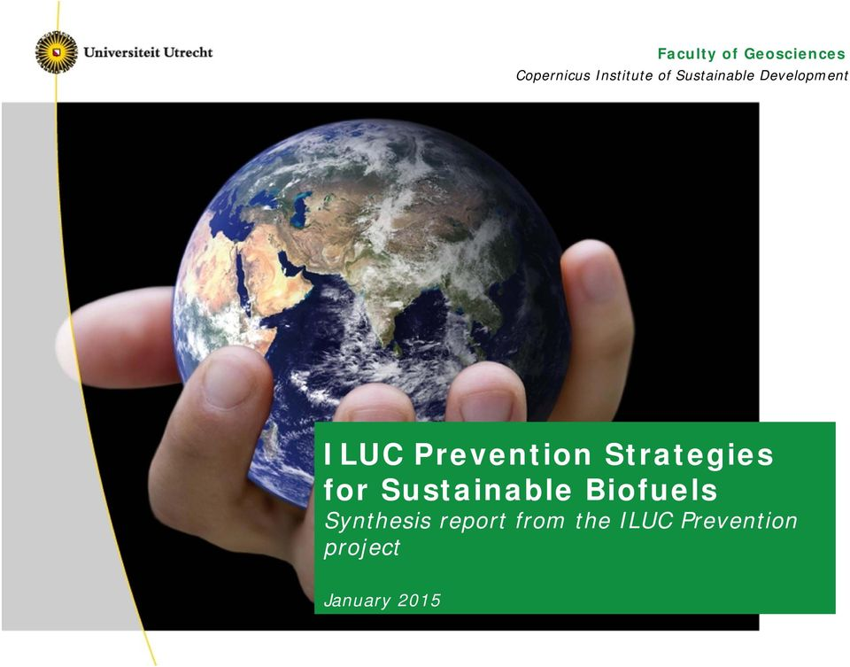 Strategies for Sustainable Biofuels Synthesis