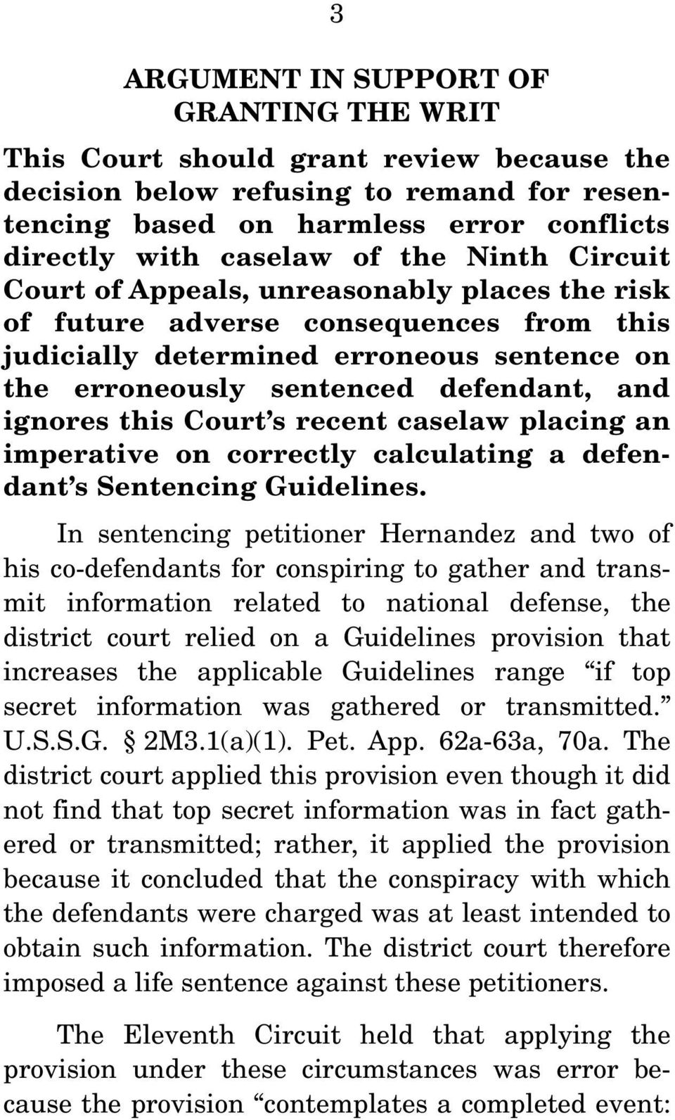 Court s recent caselaw placing an imperative on correctly calculating a defendant s Sentencing Guidelines.