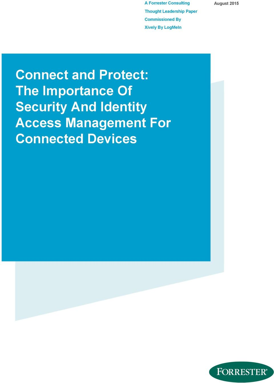 Connect and Protect: The Importance Of Security
